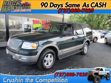 2003 Ford Expedition for sale in Hudson, FL