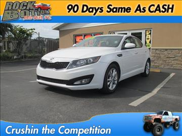 2013 Kia Optima for sale in Hudson, FL