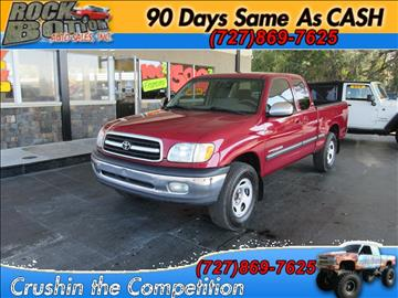 2002 Toyota Tundra for sale in Hudson, FL
