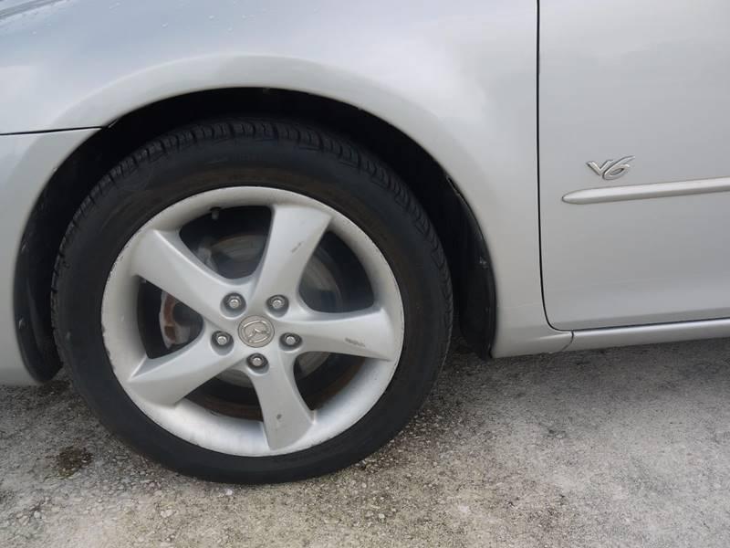 2004 Mazda MAZDA6 s 4dr Sport Wagon - Stuart FL