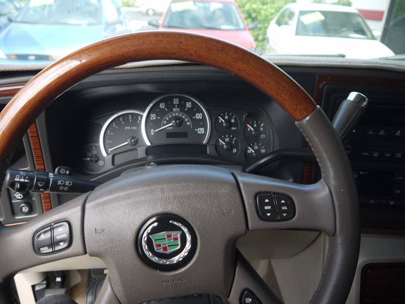 2004 Cadillac Escalade AWD 4dr SUV - Stuart FL