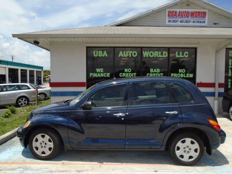 2005 Chrysler PT Cruiser 4dr Wagon - Stuart FL