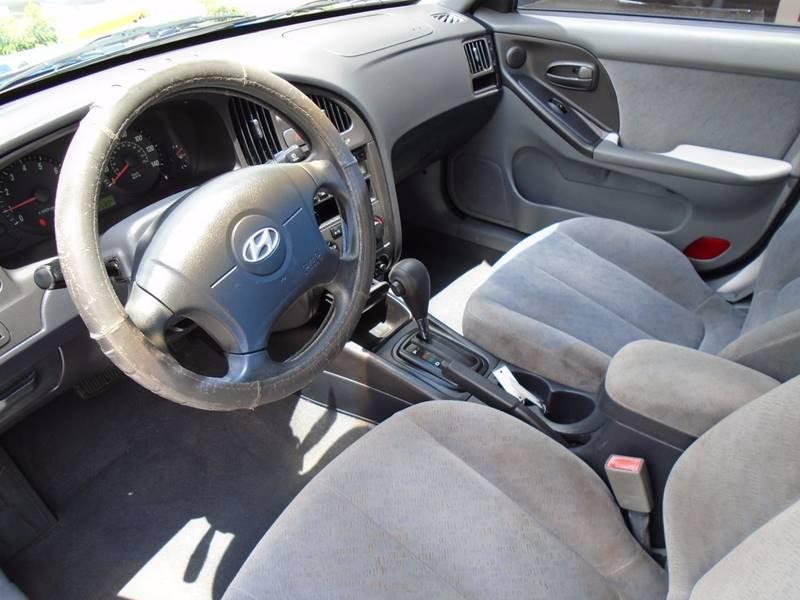 2005 Hyundai Elantra GLS 4dr Sedan - Stuart FL