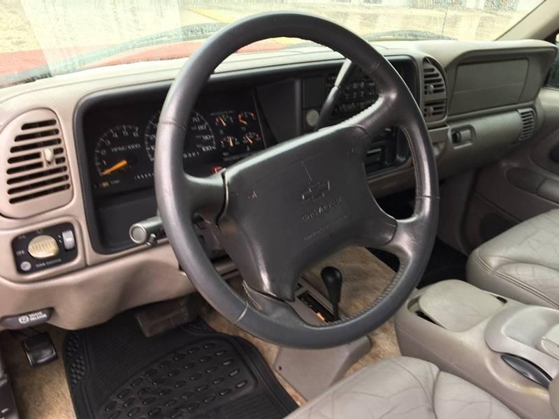 1997 Chevrolet Tahoe 2dr LT 4WD SUV - Stuart FL