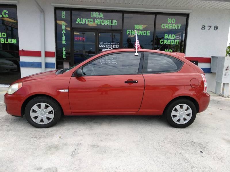 2007 Hyundai Accent SE 2dr Hatchback - Stuart FL