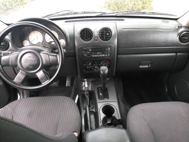 2003 Jeep Liberty 4dr Sport 4WD SUV - Stuart FL