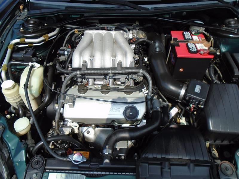 2002 Chrysler Sebring LX 2dr Coupe - Stuart FL