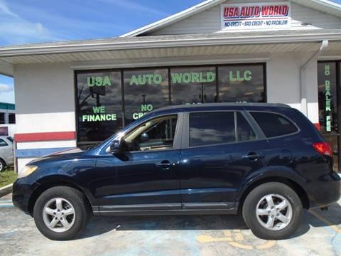 2008 Hyundai Santa Fe for sale in Stuart, FL