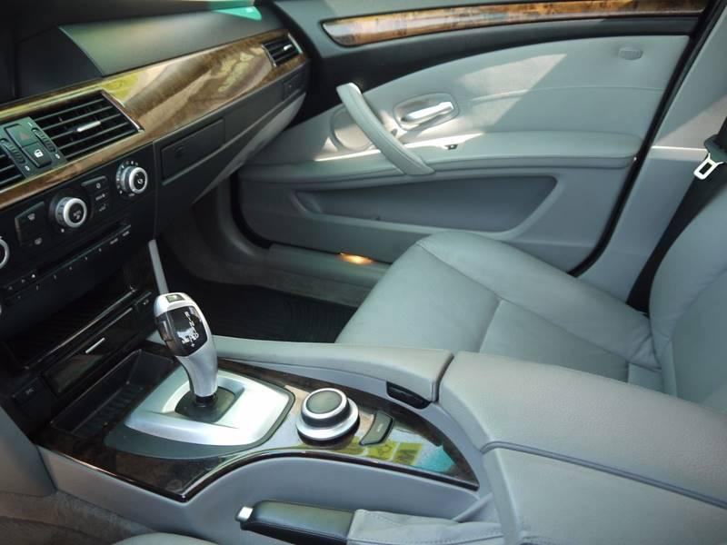 2008 BMW 5 Series 528i 4dr Sedan Luxury - Stuart FL