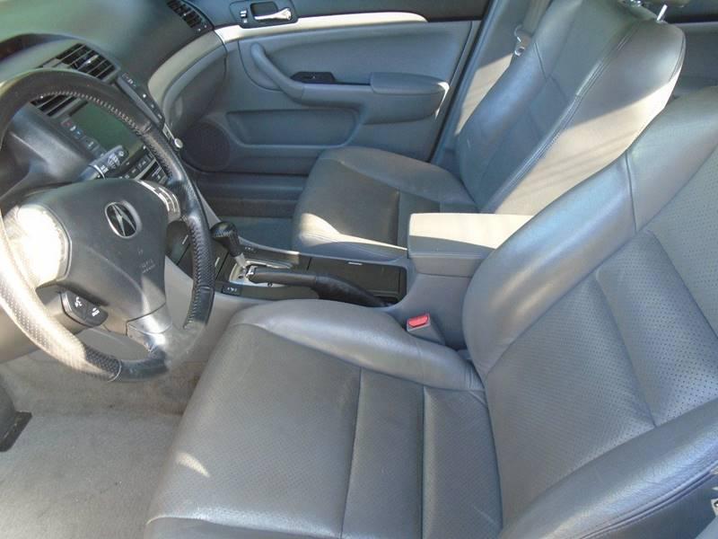 2004 Acura TSX 4dr Sedan w/Navi - Stuart FL