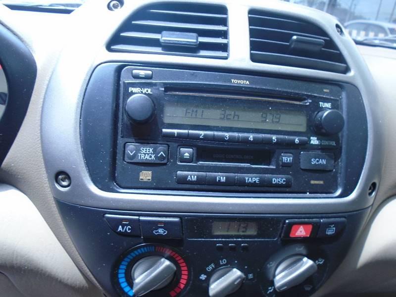 2003 Toyota RAV4 Fwd 4dr SUV - Stuart FL