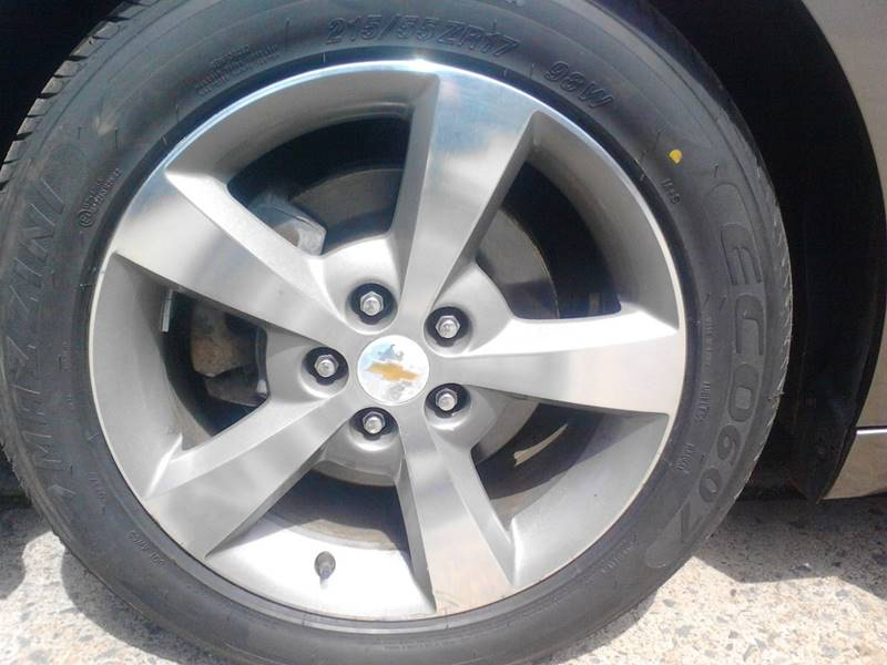 2012 Chevrolet Malibu LT 4dr Sedan w/1LT - Kingston PA