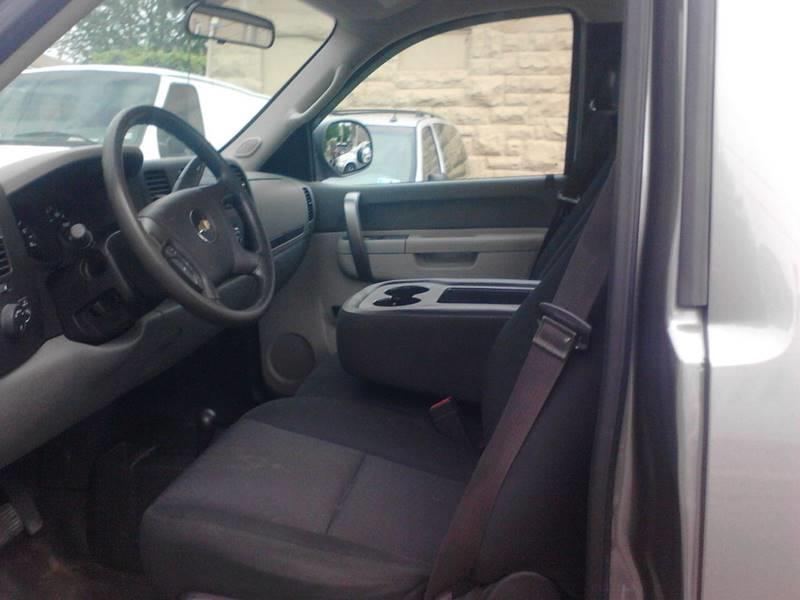 2013 Chevrolet Silverado 1500 4x4 Work Truck 2dr Regular Cab 8 ft. LB - Kingston PA
