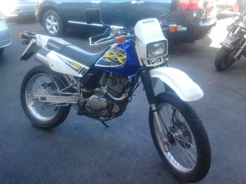 2000 Suzuki DR200