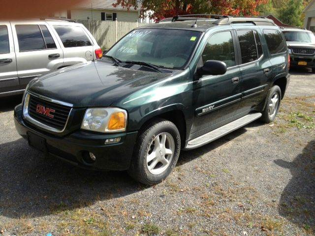 2004 gmc envoy xl sle 4wd 4dr suv in ghent ny 9 h auto inc. Black Bedroom Furniture Sets. Home Design Ideas