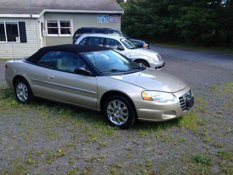 2005 Chrysler Sebring for sale in Ghent NY