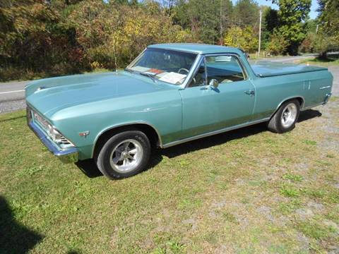 1966 Chevrolet El Camino for sale in Ghent NY