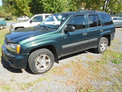 2004 Chevrolet TrailBlazer for sale in Ghent, NY