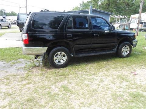 2001 Toyota 4Runner for sale at Malley's Auto in Picayune MS
