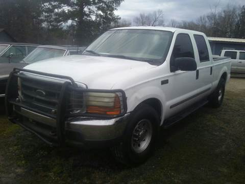 2000 Ford F-250 Super Duty for sale in Picayune, MS