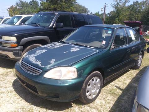 1999 Honda Civic for sale in Picayune, MS