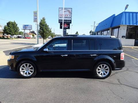 2010 Ford Flex for sale in Wyoming, MI
