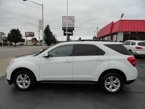 2012 Chevrolet Equinox for sale in Wyoming, MI