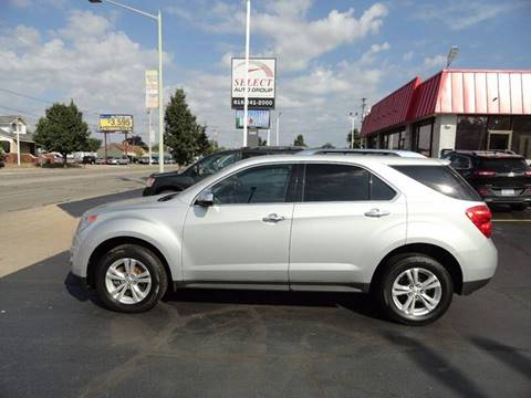 2010 Chevrolet Equinox for sale in Wyoming, MI