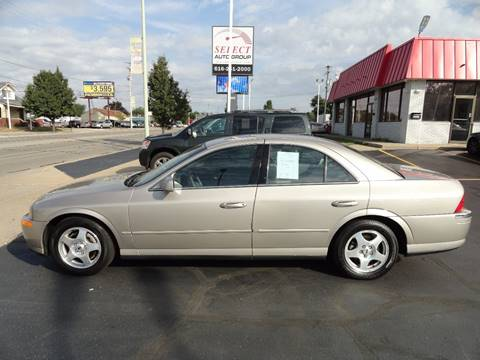 2001 Lincoln LS for sale in Wyoming, MI
