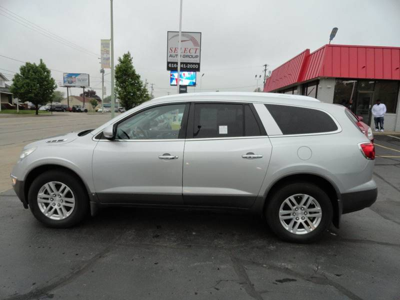 2009 Buick Enclave Cx 4dr Crossover In Wyoming Mi Select Auto Group