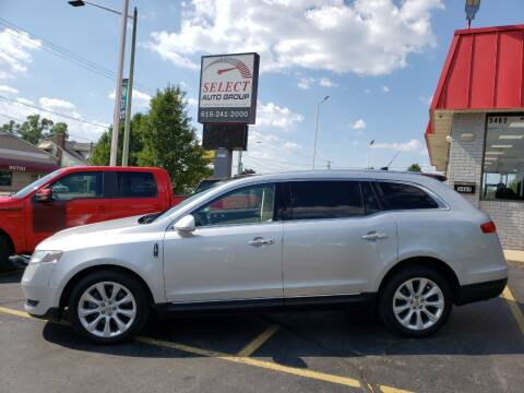 2017 Lincoln MKT for sale at Select Auto Group in Wyoming MI