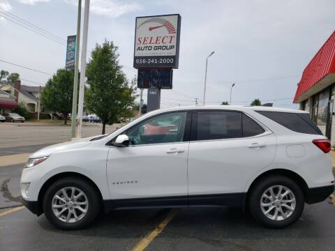 2018 Chevrolet Equinox for sale at Select Auto Group in Wyoming MI