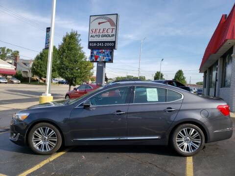 2016 Kia Cadenza for sale at Select Auto Group in Wyoming MI
