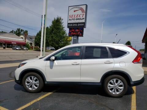 2014 Honda CR-V for sale at Select Auto Group in Wyoming MI