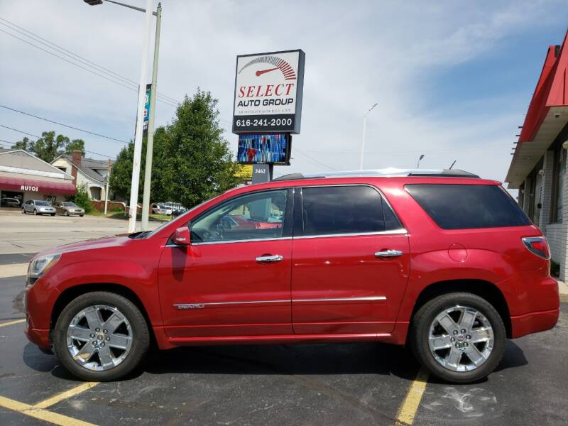 2013 GMC Acadia for sale at Select Auto Group in Wyoming MI