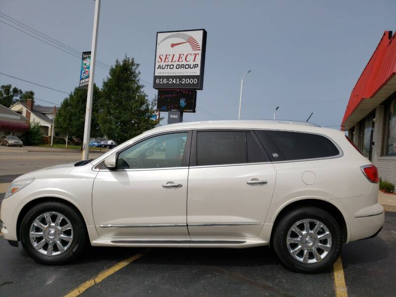 2013 Buick Enclave for sale at Select Auto Group in Wyoming MI