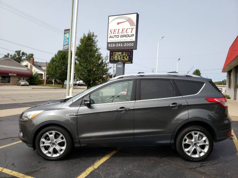 2016 Ford Escape for sale at Select Auto Group in Wyoming MI