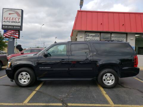 2014 Chevrolet Suburban for sale at Select Auto Group in Wyoming MI