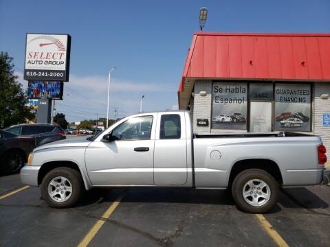 2006 Dodge Dakota for sale at Select Auto Group in Wyoming MI