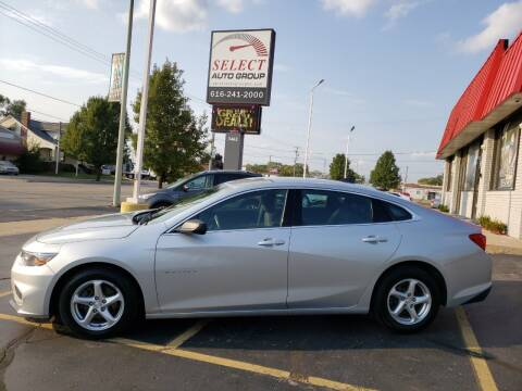 2016 Chevrolet Malibu for sale at Select Auto Group in Wyoming MI