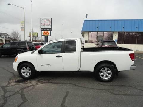 2011 Nissan Titan for sale in Wyoming, MI