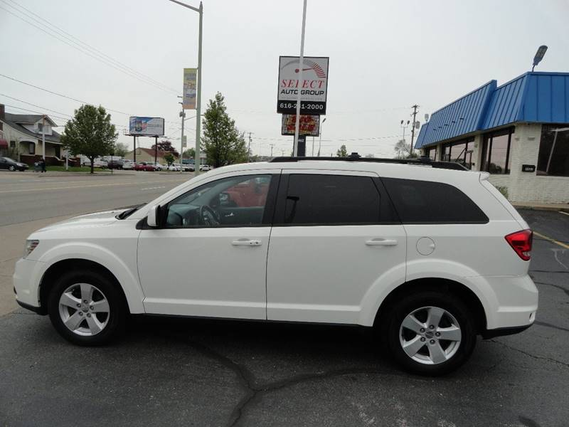 2012 Dodge Journey Sxt 4dr Suv In Wyoming Mi Select Auto Group