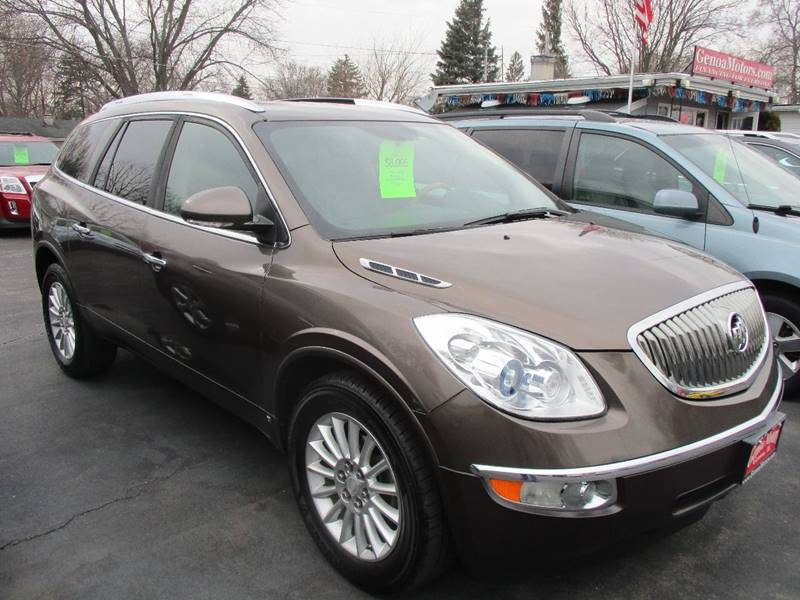 2010 Buick Enclave for sale at GENOA MOTORS INC in Genoa IL