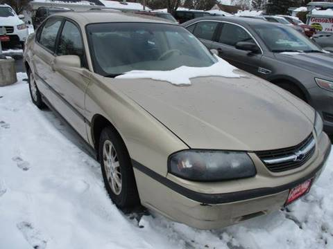 2004 Chevrolet Impala for sale in Genoa, IL