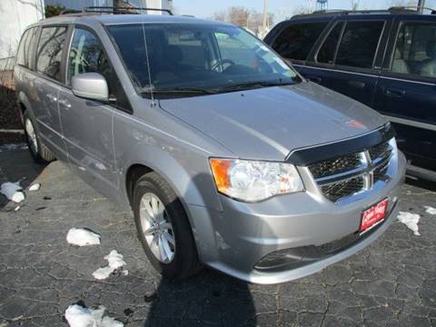 2015 Dodge Grand Caravan for sale at GENOA MOTORS INC in Genoa IL