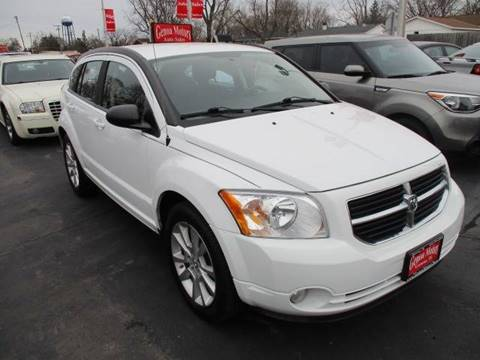 2011 Dodge Caliber for sale at GENOA MOTORS INC in Genoa IL