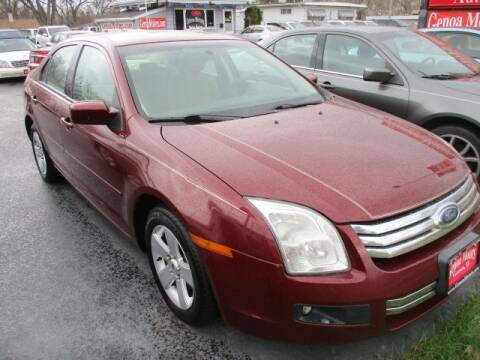 2007 Ford Fusion for sale at GENOA MOTORS INC in Genoa IL