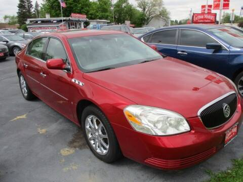 2007 Buick Lucerne for sale at GENOA MOTORS INC in Genoa IL