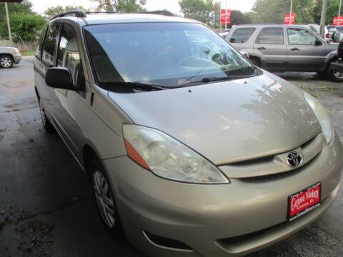 2008 Toyota Sienna for sale at GENOA MOTORS INC in Genoa IL