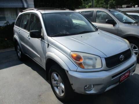 2004 Toyota RAV4 for sale at GENOA MOTORS INC in Genoa IL